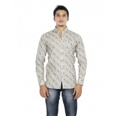 Parkson - COT10Mus Casual Digital Printer Shirts for Fancy Ware 100% Cotton Shirts