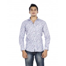Parkson - COT11Grn Casual Digital Printer Shirts for Fancy Ware 100% Cotton Shirts