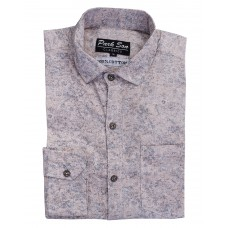 Parkson - COT13Peach Casual Digital Printer Shirts for Fancy Ware 100% Cotton Shirts