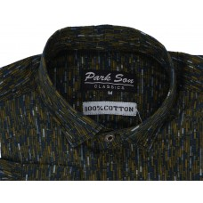 Parkson - COT14Mus Casual Digital Printer Shirts for Fancy Ware 100% Cotton Shirts