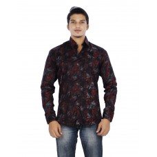Parkson - COT02RED Casual Digital Printer Shirts for Fancy Ware 100% Cotton Shirts