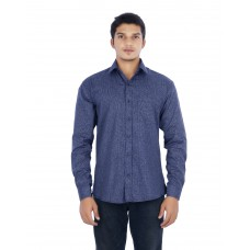 Parkson - COT06DaBlue Casual Digital Printer Shirts for Fancy Ware 100% Cotton Shirts