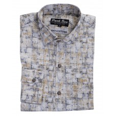 Parkson - COT09Mus Casual Digital Printer Shirts for Fancy Ware 100% Cotton Shirts