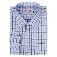 Radhes -OMG88  FORMAL Office Wear Shirts WRINKLE FREE Checks Shirts Everyday Wear